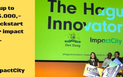The Hague Innovators Challenge 2020
