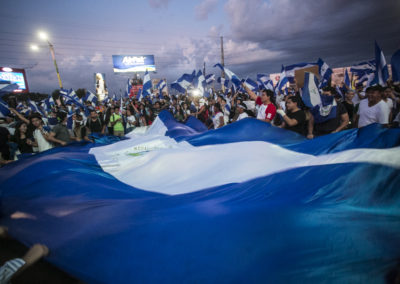 Mission Nicaragua