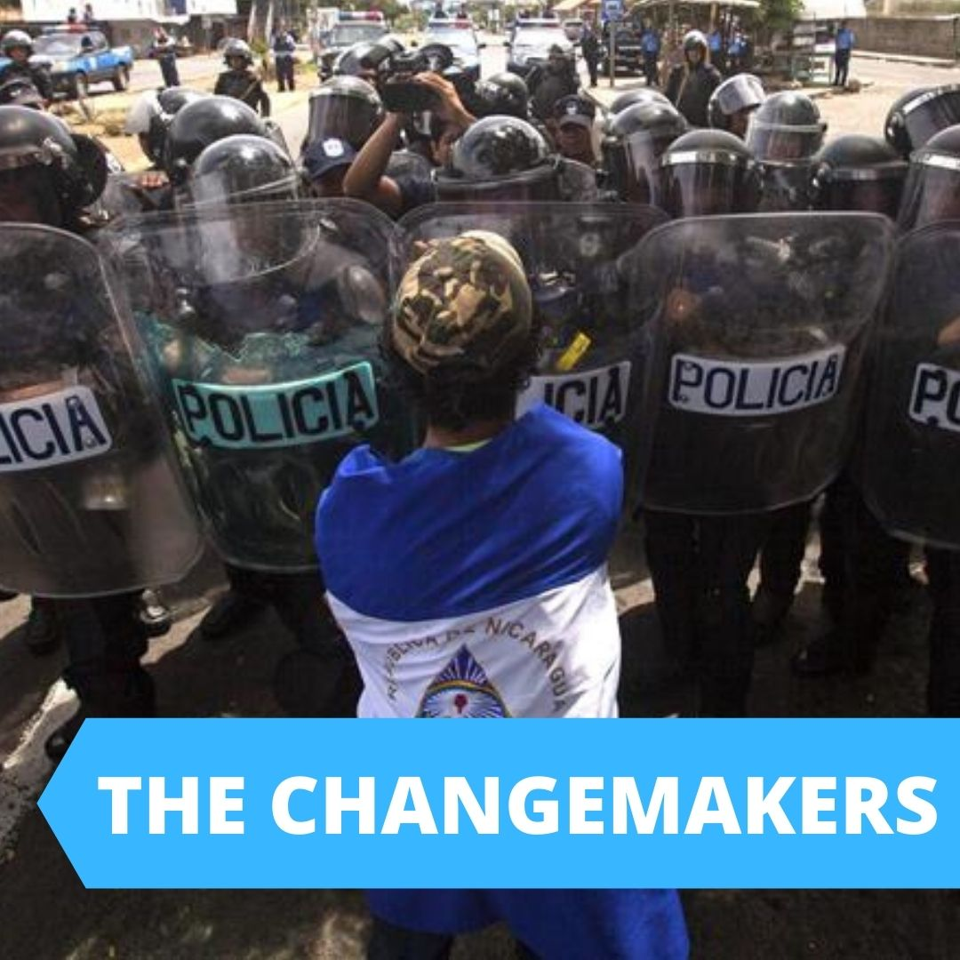 Changemakers - The Hague Peace Projects