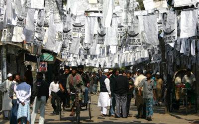 The 2018 Bangladeshi Parliamentary Elections