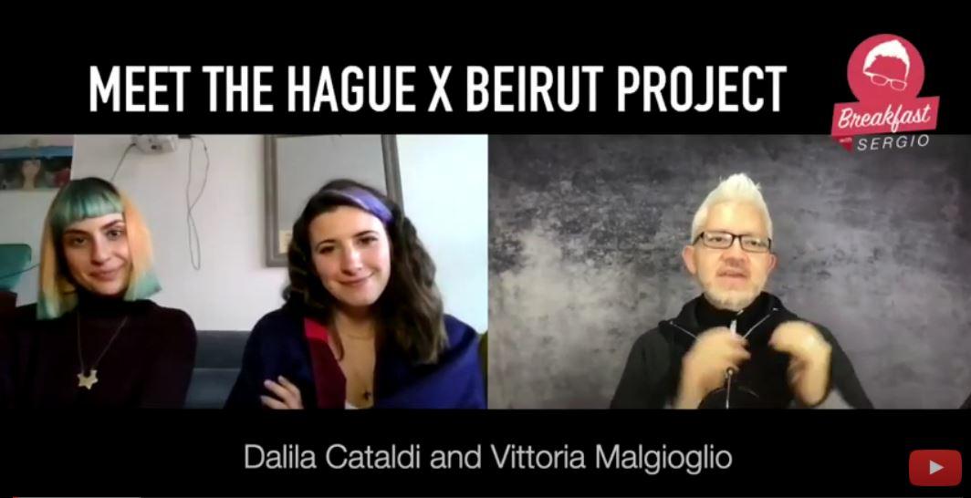Sergio Gomez The Hague X Beirut