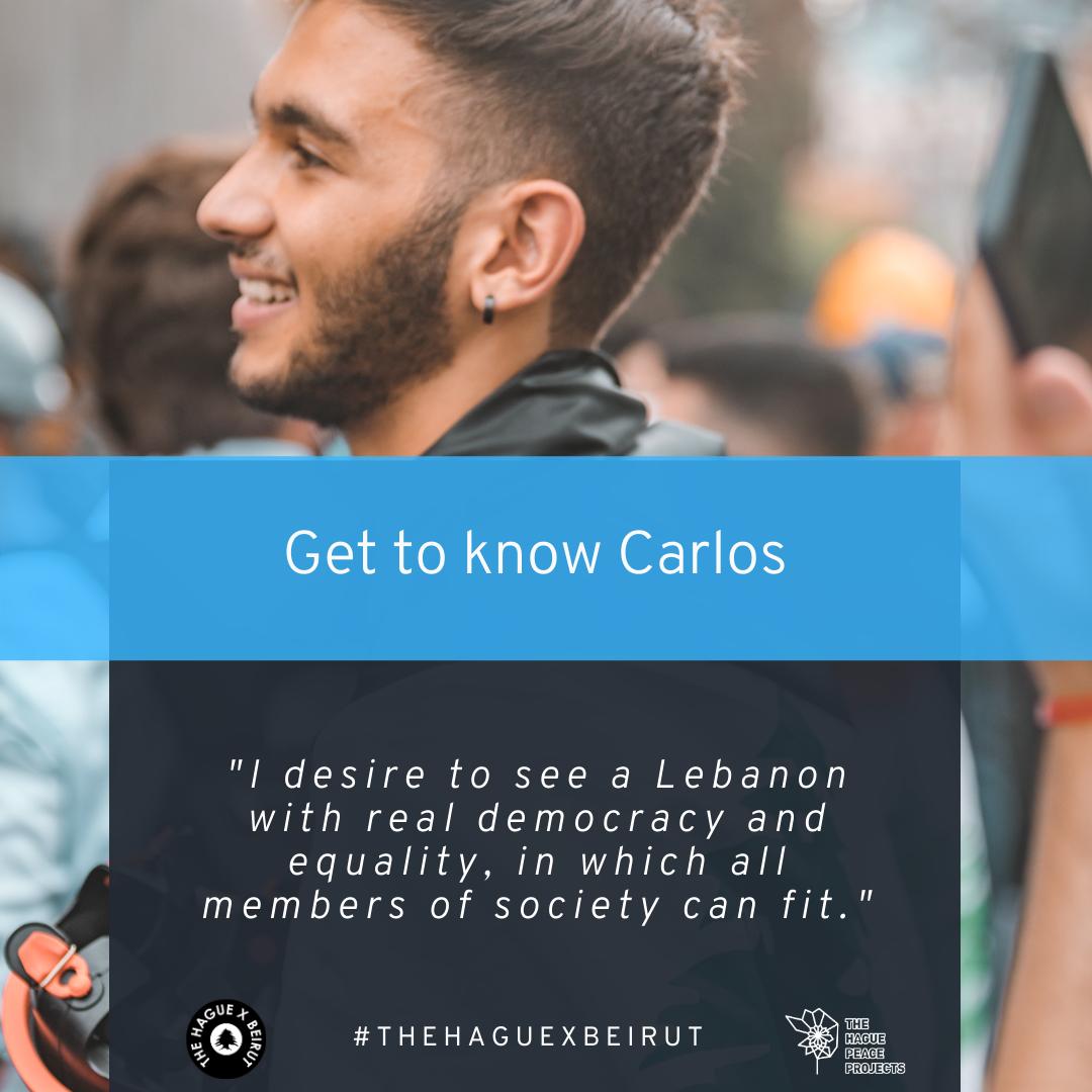 Carlos Human Rights Defender