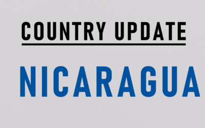 Country Update: Nicaragua